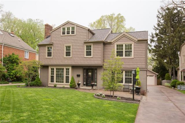 20646 Beaconsfield Blvd, Rocky River, OH 44116 (MLS #3999777) :: The Trivisonno Real Estate Team