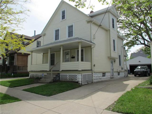 1474 Winchester Ave, Lakewood, OH 44107 (MLS #3999802) :: The Trivisonno Real Estate Team