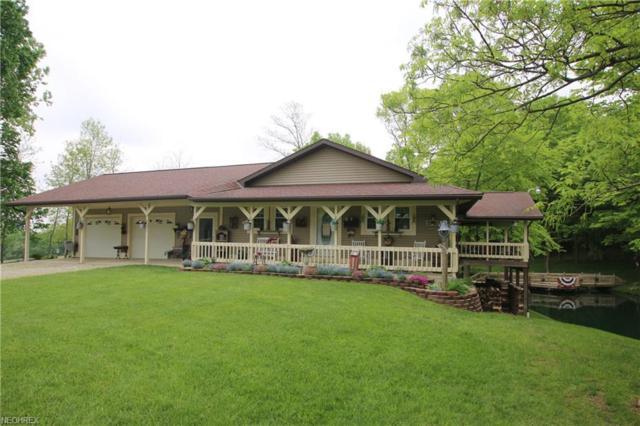 10538 Liberty Chapel Road, Mount Vernon, OH 43050 (MLS #3999921) :: The Crockett Team, Howard Hanna