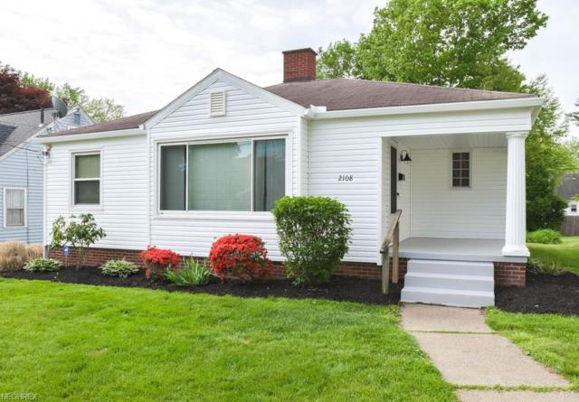 2108 36th St NW, Canton, OH 44709 (MLS #3999943) :: RE/MAX Trends Realty