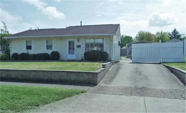3914 Roosevelt Ave NE, Canton, OH 44705 (MLS #3999975) :: RE/MAX Trends Realty