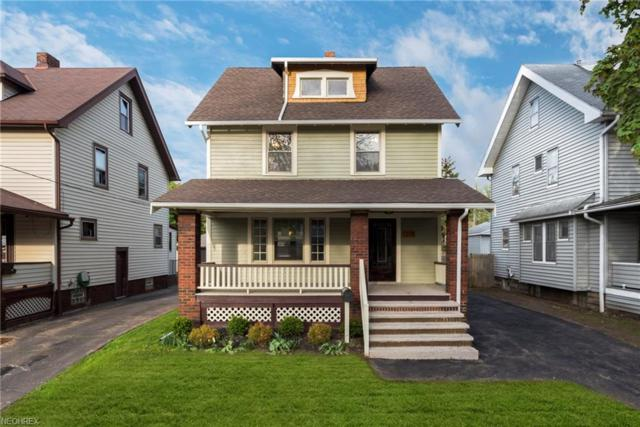 1275 W 89th St, Cleveland, OH 44102 (MLS #4000147) :: The Trivisonno Real Estate Team