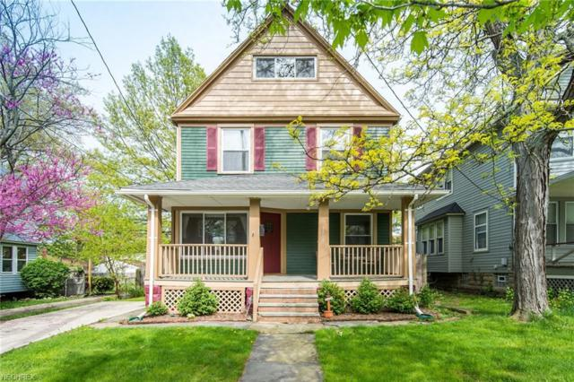1499 Lakewood Ave, Lakewood, OH 44107 (MLS #4000365) :: The Trivisonno Real Estate Team