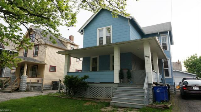 3288 W 99th St, Cleveland, OH 44102 (MLS #4000451) :: The Trivisonno Real Estate Team