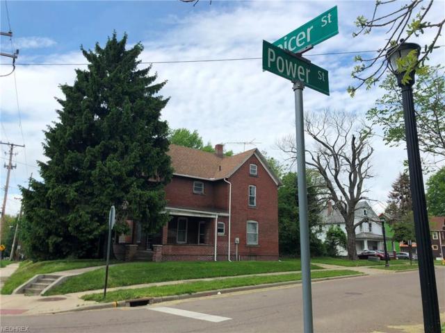 466 Spicer St, Akron, OH 44311 (MLS #4000536) :: The Crockett Team, Howard Hanna