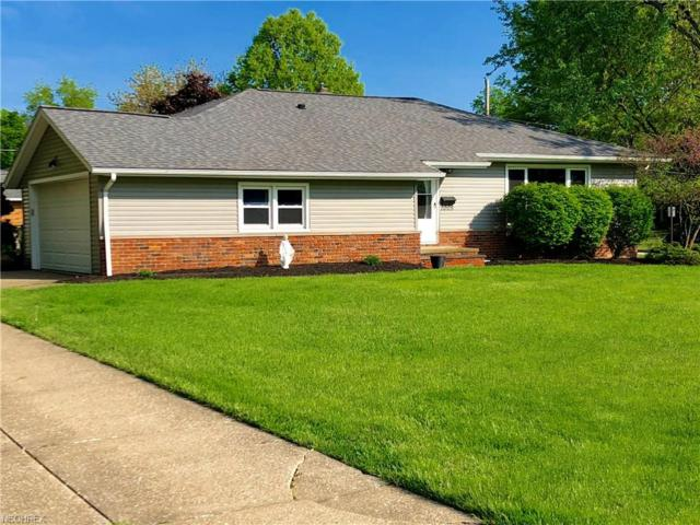 1005 Millridge Rd, Highland Heights, OH 44143 (MLS #4000543) :: The Trivisonno Real Estate Team