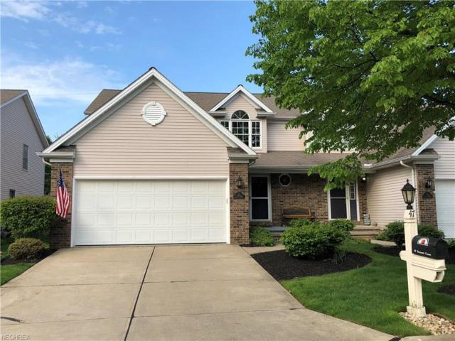 47 Sunset Cove Cir, Eastlake, OH 44095 (MLS #4000593) :: The Trivisonno Real Estate Team