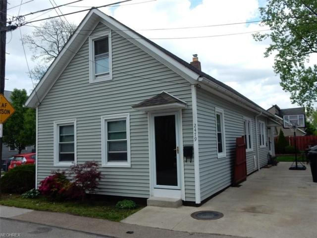 2479 Thurman, Cleveland, OH 44113 (MLS #4000702) :: The Trivisonno Real Estate Team