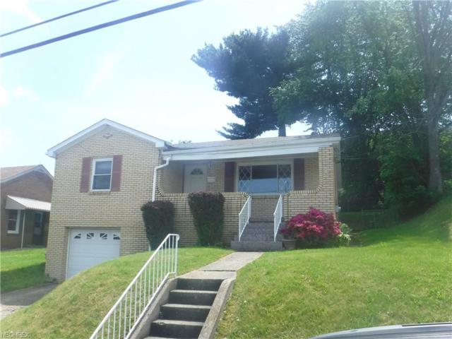 126 N 20TH STREET, Weirton, WV 26062 (MLS #4000713) :: The Crockett Team, Howard Hanna