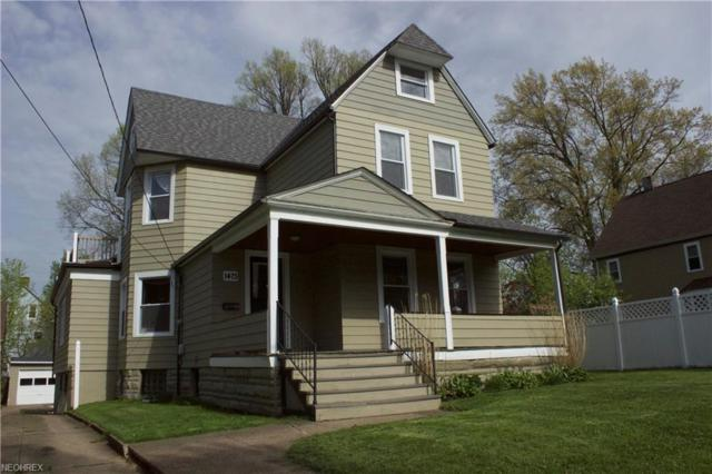 1473 Lakewood Ave, Lakewood, OH 44107 (MLS #4000805) :: The Trivisonno Real Estate Team