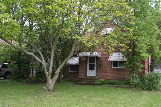 4273 Bayard Rd, South Euclid, OH 44121 (MLS #4001088) :: RE/MAX Trends Realty