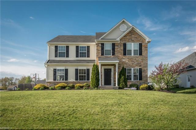 1437 Stoney Pointe Dr, North Canton, OH 44720 (MLS #4001243) :: RE/MAX Trends Realty