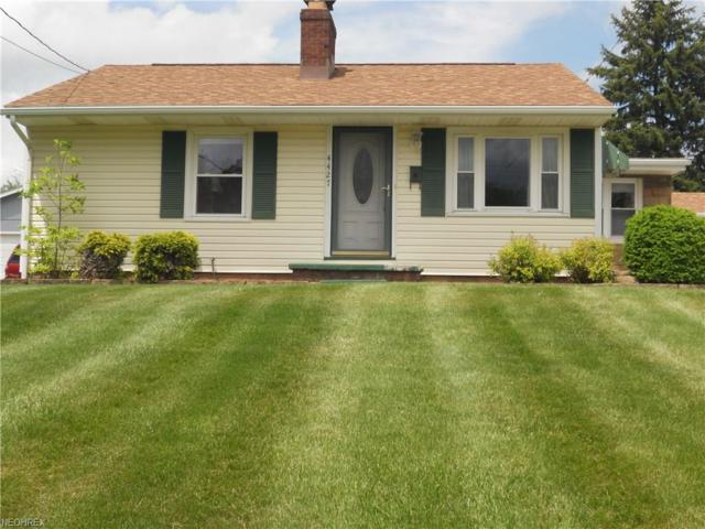 4427 Marcellus St NW, Canton, OH 44708 (MLS #4001326) :: The Kaszyca Team