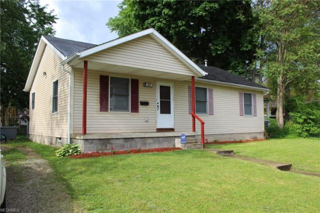 1015 6th St NW, Canton, OH 44703 (MLS #4001535) :: The Kaszyca Team