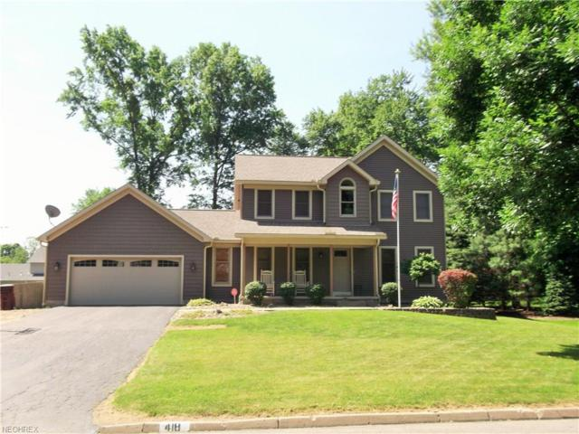 418 Greenbriar, Cortland, OH 44410 (MLS #4002297) :: Tammy Grogan and Associates at Cutler Real Estate