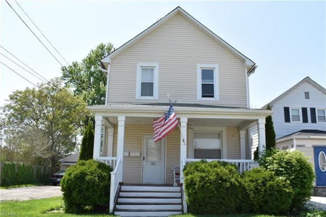 613 High St, Fairport Harbor, OH 44077 (MLS #4002390) :: The Crockett Team, Howard Hanna