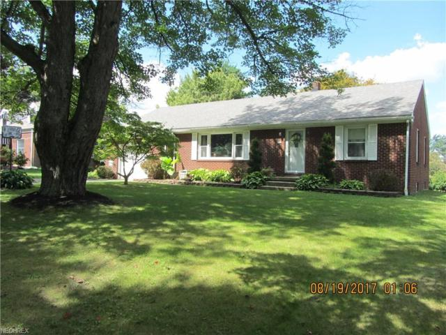 144 Parkview Dr, Hubbard, OH 44425 (MLS #4002752) :: Tammy Grogan and Associates at Cutler Real Estate