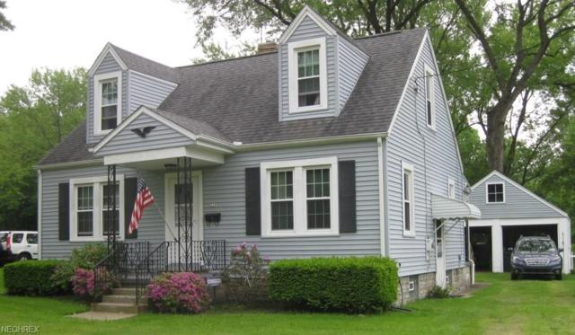 255 E Water St, Hubbard, OH 44425 (MLS #4002940) :: Tammy Grogan and Associates at Cutler Real Estate