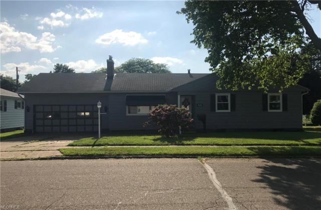520 Mckinley Ave, Newcomerstown, OH 43832 (MLS #4003035) :: Tammy Grogan and Associates at Cutler Real Estate