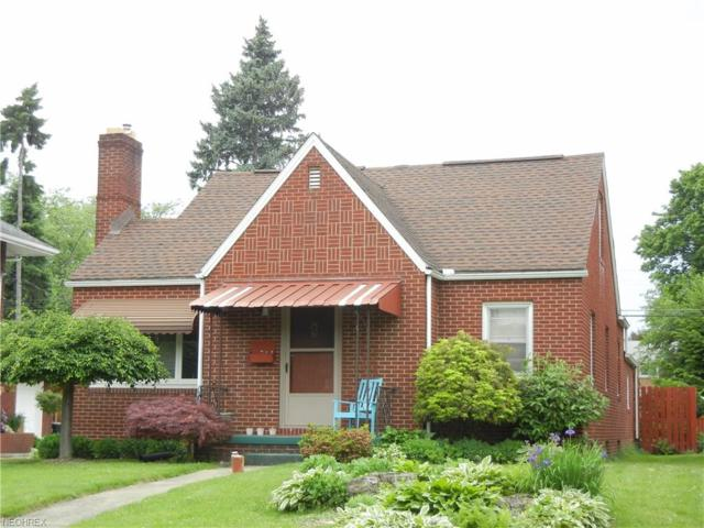 137 Bellflower Ave NW, Canton, OH 44708 (MLS #4004625) :: The Crockett Team, Howard Hanna