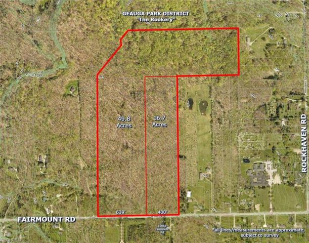 Parcel 1 Fairmount Rd, Chesterland, OH 44026 (MLS #4004945) :: RE/MAX Edge Realty