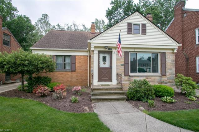 21367 Eaton Rd, Fairview Park, OH 44126 (MLS #4005304) :: RE/MAX Trends Realty