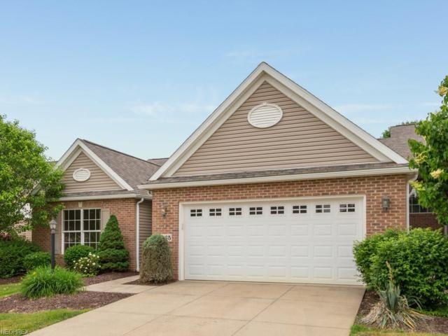 4165 Ledgewater Dr, Mogadore, OH 44260 (MLS #4005415) :: RE/MAX Trends Realty