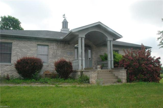 10330 Quaker Rd, Fredericktown, OH 43019 (MLS #4005575) :: Tammy Grogan and Associates at Cutler Real Estate