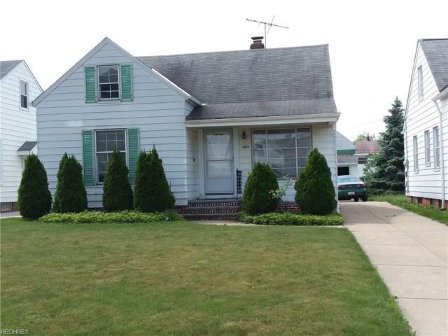 13000 Willard Ave, Garfield Heights, OH 44125 (MLS #4005782) :: The Crockett Team, Howard Hanna
