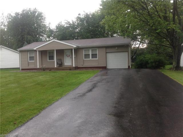 580 Janet Dr, Canfield, OH 44406 (MLS #4005957) :: RE/MAX Trends Realty