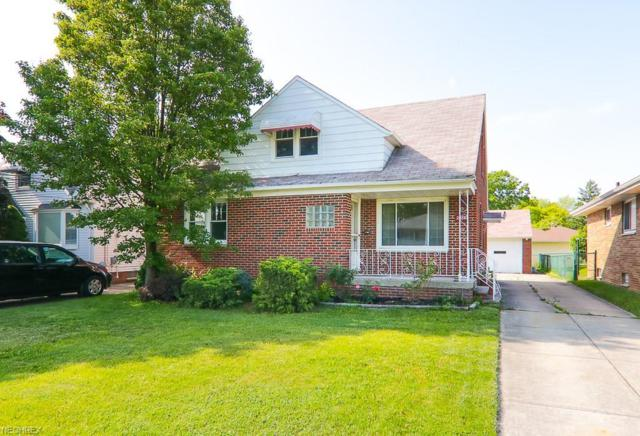 24871 Stephen Ave, Euclid, OH 44123 (MLS #4006381) :: Tammy Grogan and Associates at Cutler Real Estate