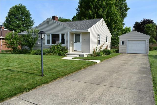 324 W 14th St, Salem, OH 44460 (MLS #4006774) :: Tammy Grogan and Associates at Cutler Real Estate