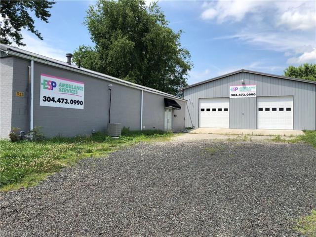 525 33rd St, Parkersburg, WV 26101 (MLS #4007266) :: Keller Williams Chervenic Realty