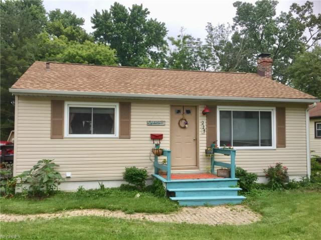 227 Howard St, Medina, OH 44256 (MLS #4007505) :: Tammy Grogan and Associates at Cutler Real Estate