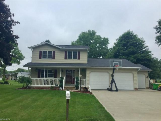 528 Dale Ave, Bolivar, OH 44612 (MLS #4007524) :: Tammy Grogan and Associates at Cutler Real Estate