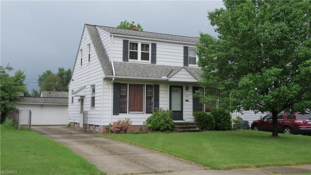 16116 Mendota Ave, Maple Heights, OH 44137 (MLS #4007801) :: The Crockett Team, Howard Hanna