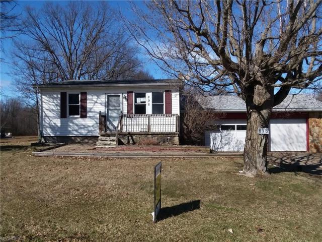 898 Prentice Rd NW, Warren, OH 44481 (MLS #4007832) :: The Crockett Team, Howard Hanna