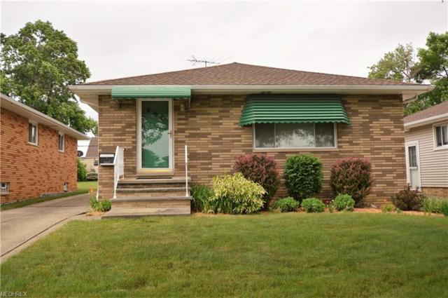 13117 Darlington Ave, Garfield Heights, OH 44125 (MLS #4008225) :: The Crockett Team, Howard Hanna