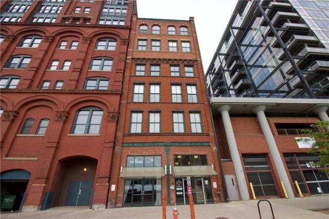 635 W Lakeside Ave #602, Cleveland, OH 44113 (MLS #4008287) :: RE/MAX Edge Realty