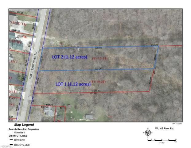Lot 1 NE River Rd, Lake Milton, OH 44429 (MLS #4008355) :: RE/MAX Trends Realty