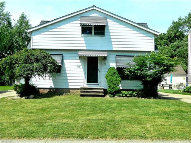 1296 Lander Rd, Mayfield Heights, OH 44124 (MLS #4008359) :: The Crockett Team, Howard Hanna