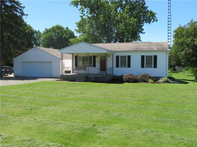 1395 E Smithville Western, Wooster, OH 44691 (MLS #4008740) :: Tammy Grogan and Associates at Cutler Real Estate