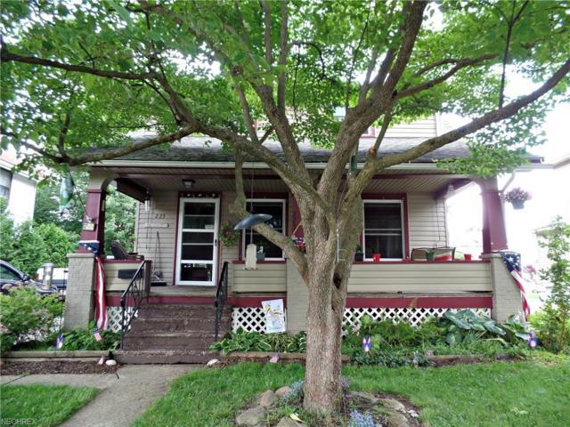 223 Oak Knoll Ave, Newton Falls, OH 44444 (MLS #4008939) :: The Crockett Team, Howard Hanna