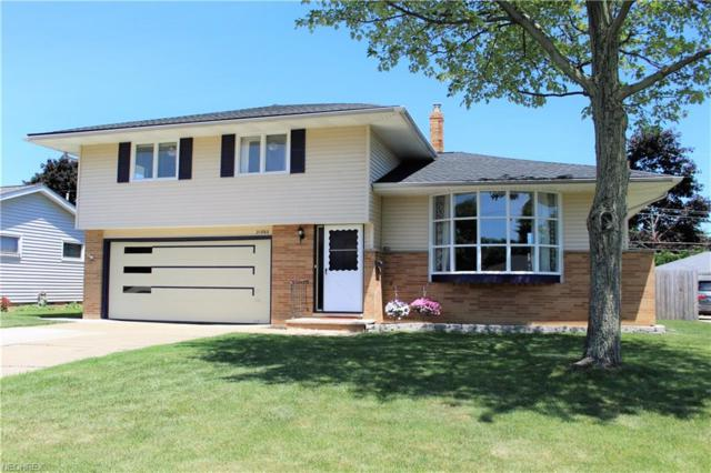 21860 Overlook Dr, Fairview Park, OH 44126 (MLS #4009228) :: RE/MAX Trends Realty