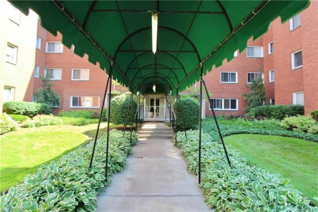 16100 Van Aken Blvd #101, Shaker Heights, OH 44120 (MLS #4009531) :: RE/MAX Valley Real Estate
