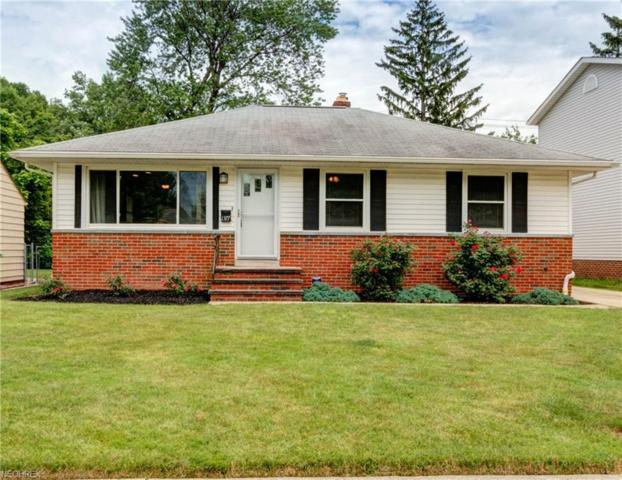 1377 Orchard Heights Dr, Cleveland, OH 44124 (MLS #4009776) :: The Crockett Team, Howard Hanna