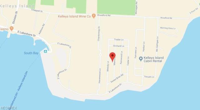 S/L 85,86 Memory Ln, Kelleys Island, OH 43438 (MLS #4009975) :: RE/MAX Edge Realty