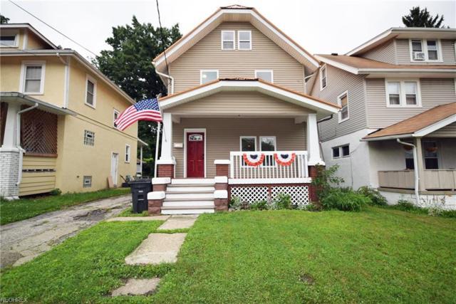 718 Lucille Ave, Akron, OH 44310 (MLS #4010152) :: The Crockett Team, Howard Hanna