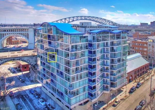 1237 Washington Ave #907, Cleveland, OH 44113 (MLS #4010210) :: RE/MAX Trends Realty