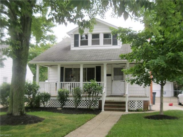 1387 Irene Rd, Lyndhurst, OH 44124 (MLS #4010482) :: RE/MAX Trends Realty